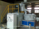 Mezclador caliente del PVC y frío de alta velocidad