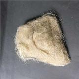 Longitud corta los 3-20cm de la fibra del sisal para el papel/la toalla/el edificio/los artes y los artes de la colada