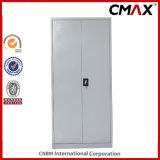 Кухонный шкаф металла с ящиком для хранения карточк 2-Doors Cmax-FC02-009 зеркала и коробки внутренности безопасной стальным