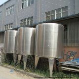Tanque de armazenamento líquido do armazenamento estéril farmacêutico