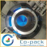 Control Numérico canalización de procesamiento de Torno