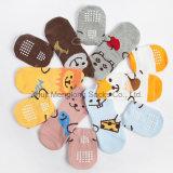 chaussettes animales de coton du modèle 3D