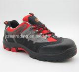 Стальные ботинки безопасности пальца ноги для женщин