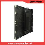 옥외 발광 다이오드 표시 스크린 P6.67 휴대용 광고 HD LED TV/LED 영상 벽