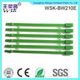 중국 플라스틱 물개 공장 제조 210mm 녹색 플라스틱 열 - 물개