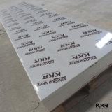 Gletscher-weißer fester acrylsauerlageplan für Wand-Täfelung