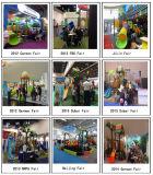 Geplaatste Decoratie van de Trampoline van de Speelplaats van kinderen de Openlucht (yl-X147)