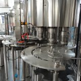 Materiale da otturazione dell'acqua e macchina puri di sigillamento in bottiglia animale domestico automatico pieno