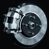 Disque foré et encoché de frein avec GV Ts16949 d'OIN pour l'alpha /Iveco