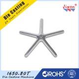 Der fünf die Aluminium Stern-Stuhl-Unterseite Druckguß