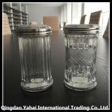 gesetztes Glasspeicher-Glas der nahrung300/350ml
