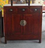 Governo cinese di colore giallo della mobilia antica