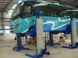 セリウム自動車バス可動装置4のポストの上昇(AAE-MCL150)
