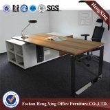 Escritorio simple del encargado del vector de la oficina conceptora del estilo elegante (HX-6M046)