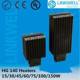 Servicio de Larga Vida Aluminio Perfil PTC Panel Ventilador Calentador con luz indicadora (LK140)