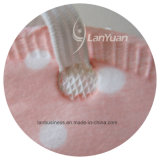 White Dots Pattern와 Valve를 가진 복숭아 Nonwoven Face Mask