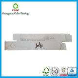Коробка изготовленный на заказ косметической коробки высокого качества упаковывая бумажная сделанная в Китае