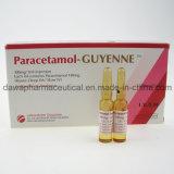 有効苦痛の準備ができた標準的なParacetamolの注入を取り除きなさい