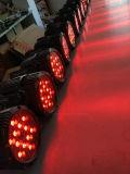 IGUALDAD al aire libre impermeable de 54*3W RGBW LED para la etapa del disco de DJ con Ce&RoHS
