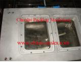 Sellador caliente del rubor del gas de la taza del sello de plástico