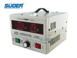 Lader van de Batterij van Suoer 12V 24V 30A de Navulbare Zonne (A03)