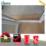 Одиночная дверь PVC/UPVC Casement отверстия