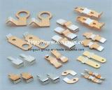 Латунный пункт серебра контакта разъема электрического компонента металла для релеего переключателя
