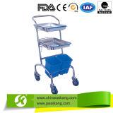 Beau chariot médical pour le traitement (CE/FDA/ISO)