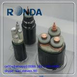 Stromversorgung 25 Sqmm 21kv kupfernes elektrisches kabel