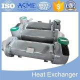Раковина ASME и тип теплообменный аппарат пробки с OEM
