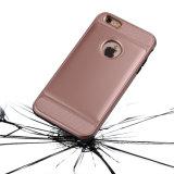 Double couche de protection lourde Étui de protection antidéflagrant pour étui en étui pour Apple iPhone 6 / 6s