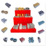 Блок полноавтоматического цемента конкретный полый делая машину/машину кирпича