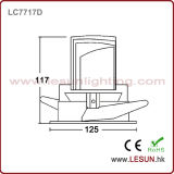 Loch 115mm 12W vertieften LED PFEILER schneiden beleuchten unten für Commerical Beleuchtung LC7717D