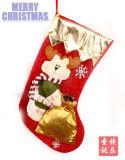 Le manchon animal d'oreille de Noël de peluche de modèle de mode soit Noël décorent