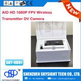 Émetteur 400MW sans fil de plein HD 1080P DVR appareil-photo de Sky-HD01 Aio Fpv