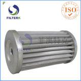 Filterk filtre Dn40 de gaz de 50 microns