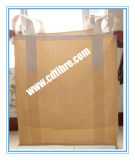パッキング鉄スクラップのための上塗を施してあるFIBC PPによって編まれる大きい袋