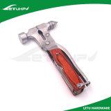 Молоток инструмента функции ручки Redwood Multi с пулером ногтя