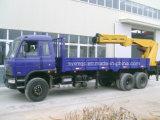 As van de Vrachtwagen van de kraan de Dubbele Achter (EQ5252JSQ3)