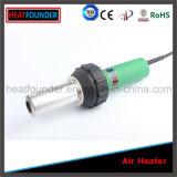 Soldador do PVC do calefator de ar da certificação do Ce