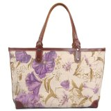 Signora Fashion Printing Canvas Handbag (RS-8589A)