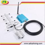 Phonetone 62dB 850MHz 3G G/M CDMA Handy-Signal-Zusatzverstärker-Verstärker-Installationssatz mit Innenpeitsche-Antenne und im Freienyagi-Antenne für Ausgangs-/Büro-Gebrauch