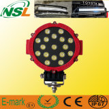 Новое Wide Voltage (9~32V) 43W СИД Work Light/Car Fog Machine/Boat Lights/Lights для Fishing