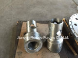 Hot Forged SA182 F5 Forged Pipe