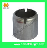 Metalen kap van het Ponsen van het aluminium de Hydraulische Slang Ingepaste