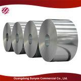 Acier galvanisé d'IMMERSION chaude de bobine de plaque en acier