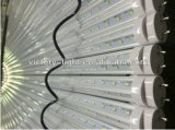 5FT 150cm 6500k Clear Cover G13 270 Degree V Shape 32W LED Coolr Tube Light