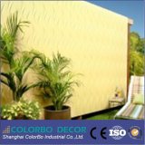 Decoratieve 3D Wave MDF van Wall Covering Wall Panel voor TV Background