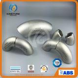Cotovelo do aço inoxidável do Bw-Encaixe do aço inoxidável A403 de ASTM (KT0352)