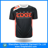 O esporte dos homens da alta qualidade da fábrica da camisa de China T Dri-Coube o Tshirt